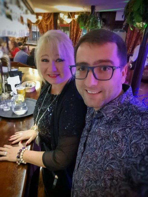 Jolanta Naruševičiūtė ir Mantas Vygantas