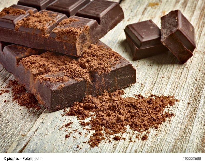 Šokoladas (nuotr. Fotolia.com)