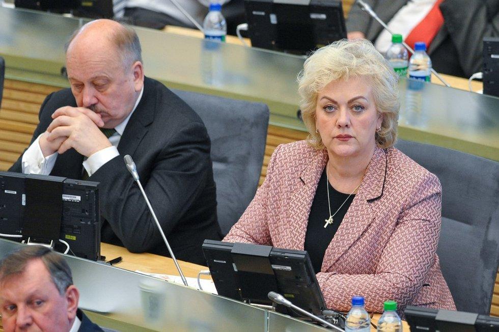 Irina Rozova (nuotr. Fotodiena/Rokas Lukoševičius)