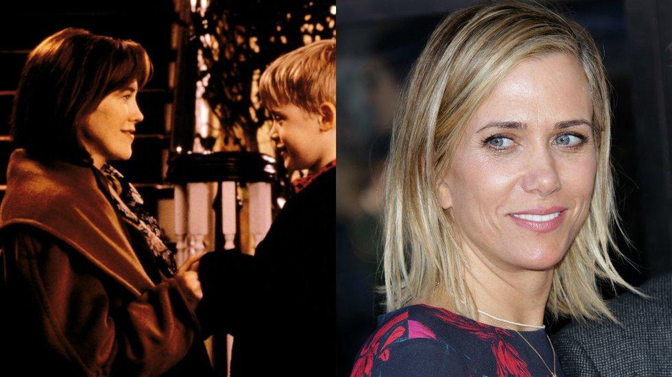 Vieno namie palikto vaiko mamą vaidintų Kristen Wiig (nuotr. Vida Press)