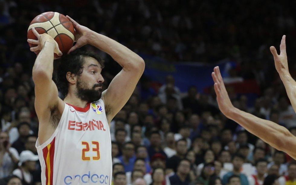 Ispanija – Serbija akimirkos (nuotr. SCANPIX)