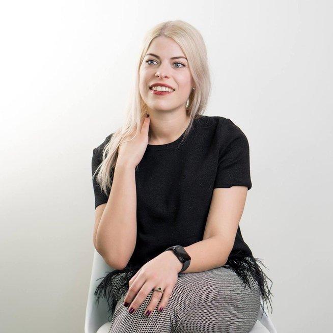 Psichologė Indrė Kazlauskaitė-Nefė