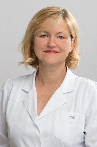 Medicinos diagnostikos ir gydymo centro vidaus ligų gydytoja Irena Degutienė (nuotr. asm. archyvo)