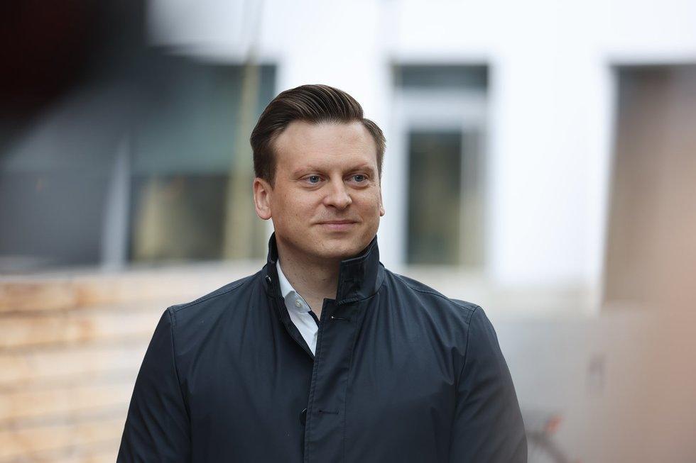 Valdas Benkunskas (nuotr. S. Žiūros/ vilnius.lt)