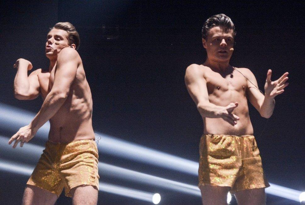 Grupės 120 pasirodymą prilygino striptizui: to X Faktoriuje dar nebuvote matę (nuotr. TV3)