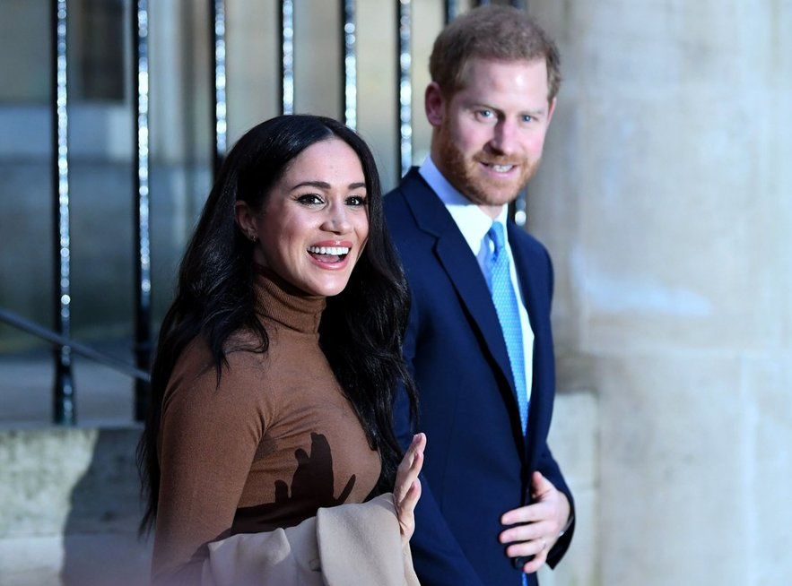 Meghan Markle ir Princas Haris