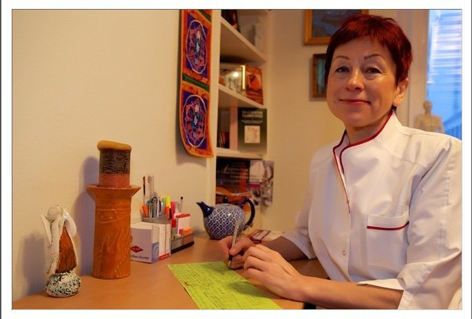 Gydytoja Liudmila Vingilienė