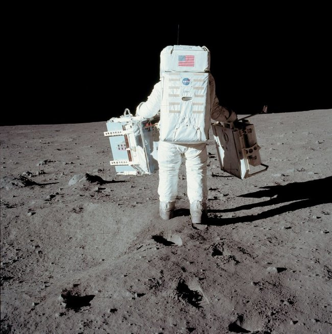 Mėnulio išsilaipinimo istorija – ką atsakyti uždavinėjantiems keistus klausimus (nuotr. SCANPIX)