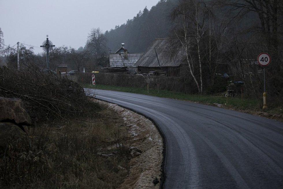 Gatvėje, kurioje gyvena Skvernelis