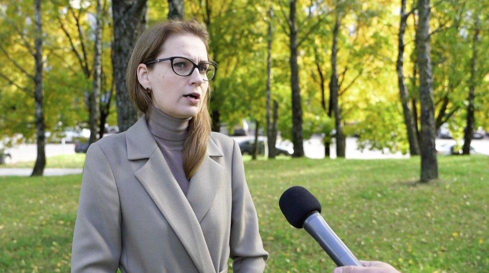 Politologė Rima Urbonaitė