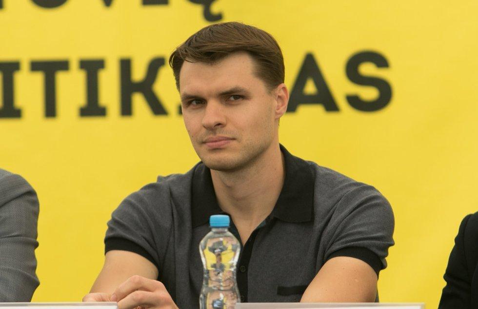 Domas Dargis (nuotr. Tv3.lt/Ruslano Kondratjevo)