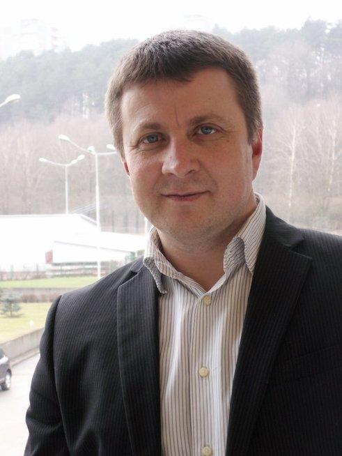 Lietuvos maisto eksportuotojų asociacijos (LitMEA) vykdantysis direktorius Giedrius Bagušinskas