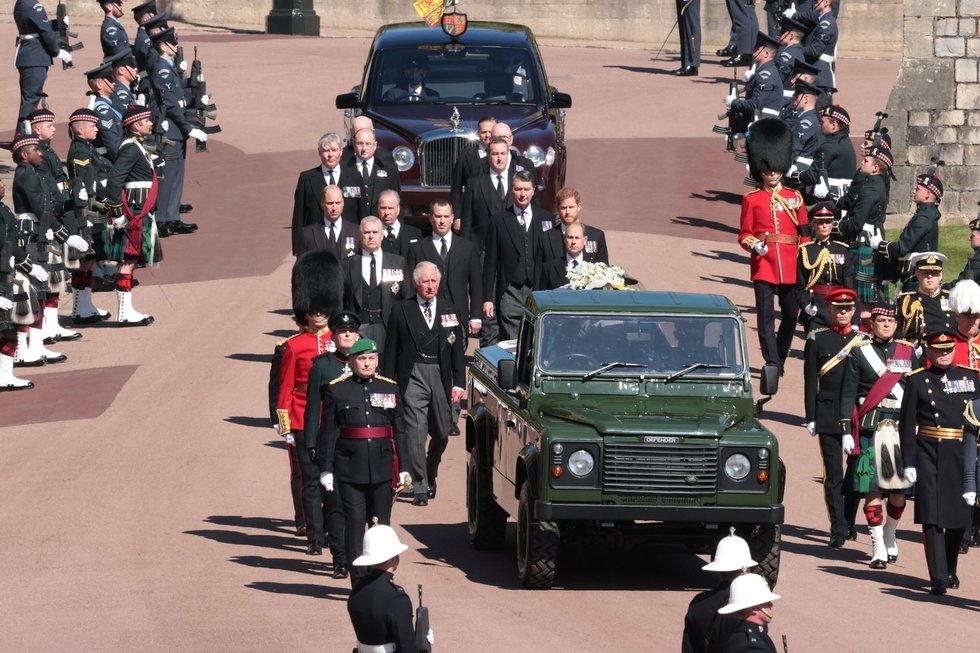 Princo Phillipo laidotuvės