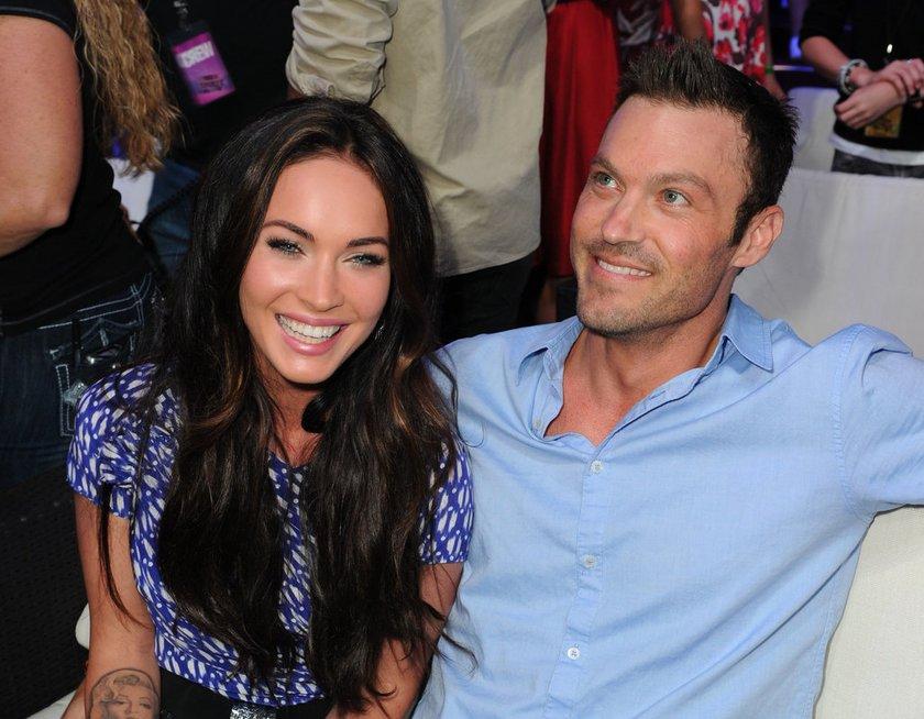 Ilgai, bet nelaimingai: po 11 metų išsiskyrė gražuolė Megan Fox ir Austinas Greenas  (nuotr. Vida Press)