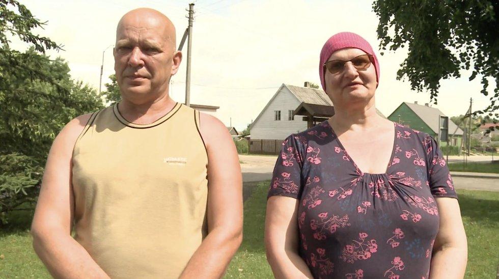 TV Pagalba. Bėda viena nevaikšto – vėžiu sergančios Rasos vyrą apgavo darbdaviai
