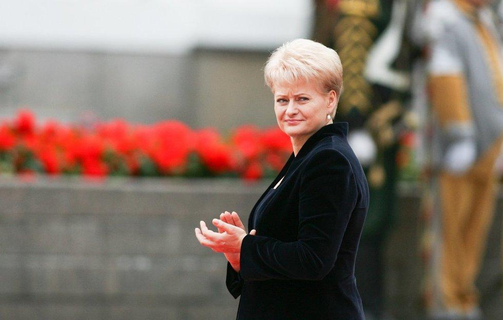 2009 m. Dalios Grybauskaitės inauguracija (Fotobankas)