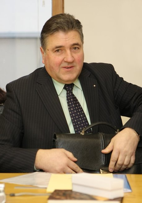 Liudas Jonaitis (nuotr. BFL / A. Ufartas)
