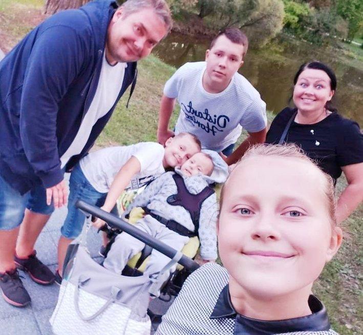 Silvijos šeima