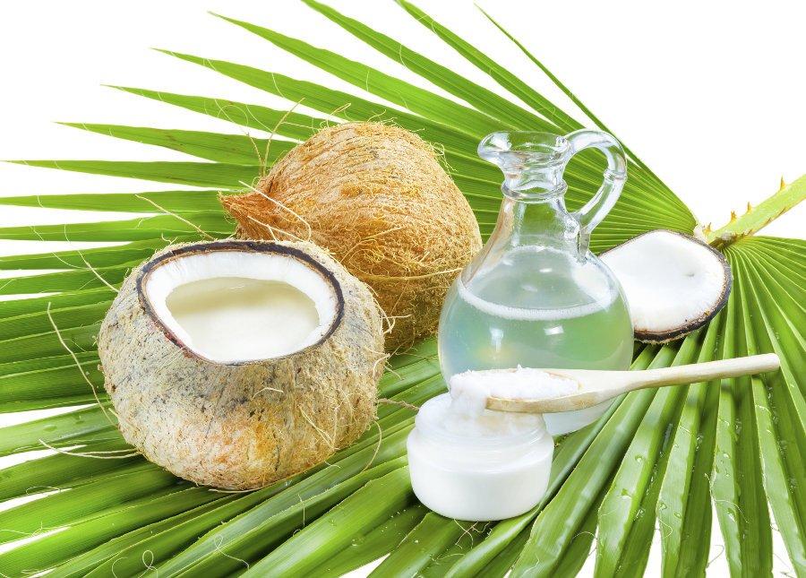 Kokosų aliejus.