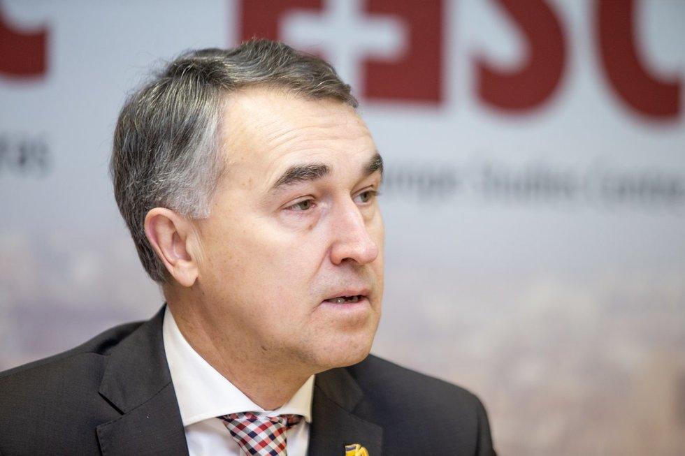 Petras Auštrevičius (nuotr. fotodiena/Justino Auškelio)