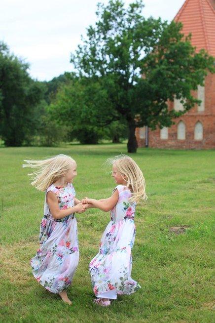kauniečių įvaikintos dvynukės(Nuotr. Irutė Jaruševičiūtė)