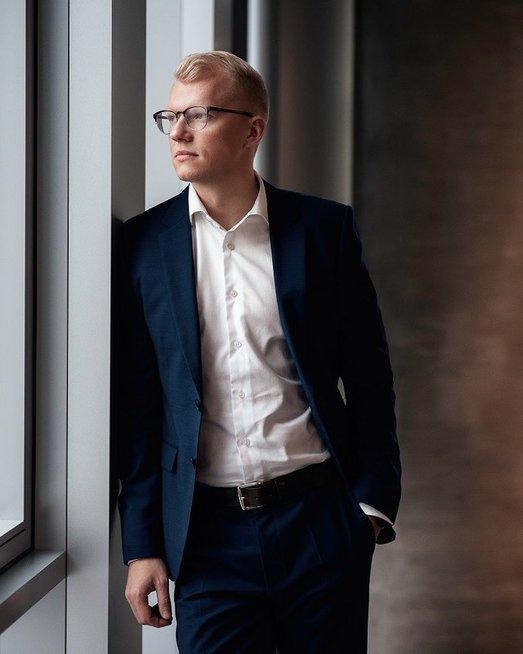 """Nerijus Tilvikas UAB """"All Media Lithuania"""" Skaitmeninių produktų vadovas."""