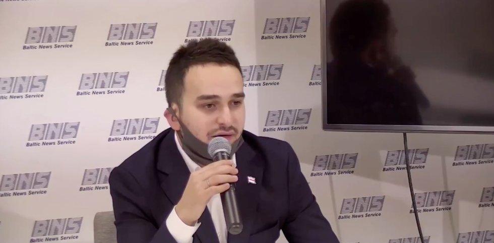 Baltarusis M. Chorošinas su komanda kreipiasi į Lietuvos generalinę prokuratūrą