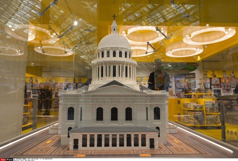 """Žaislų """"Apple"""": """"Lego"""" atgimimo istorija (nuotr. SCANPIX)"""