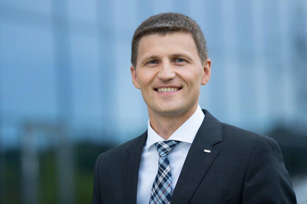Vaidas Žagūnis, SEB banko valdybos narys, Mažmeninės bankininkystės tarnybos direktorius (nuotr. bendrovės)