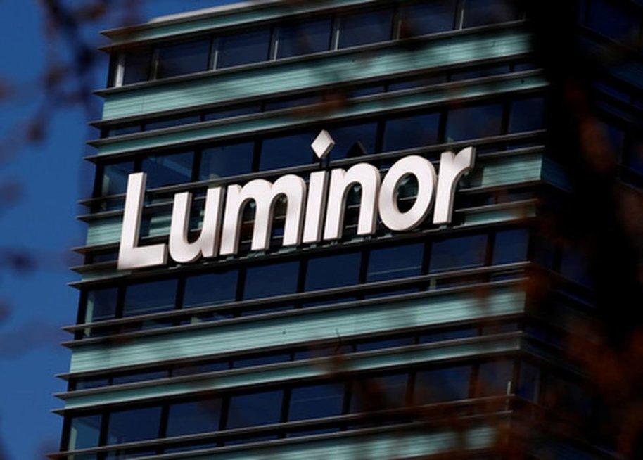 """""""Luminor"""" bankas"""