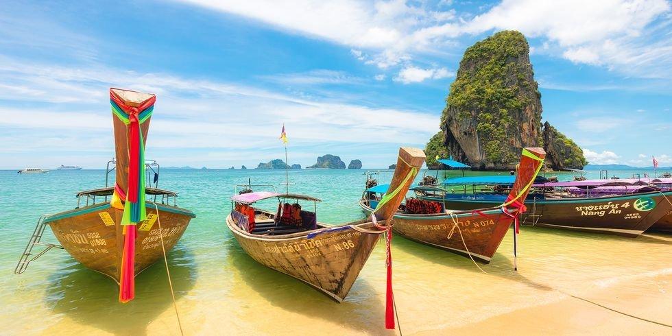Tailandas (nuotr. Getty)