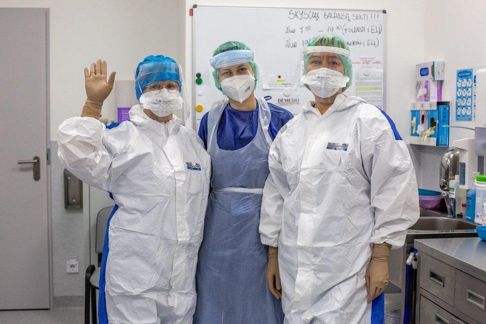 VUL Santaros klinikos