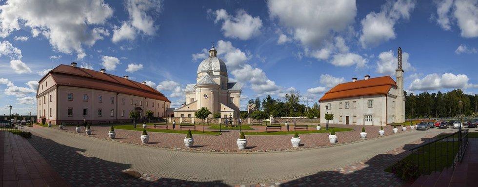 Liškiavos vienuolynas (nuotr. Laimonas Ciūnys)