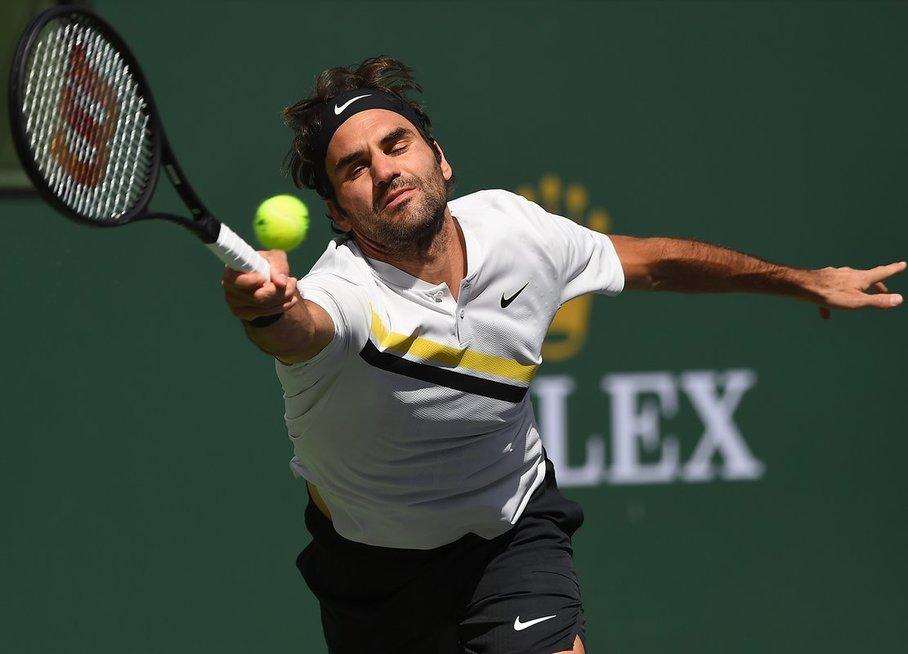 Rogeris Federeris (nuotr. SCANPIX)
