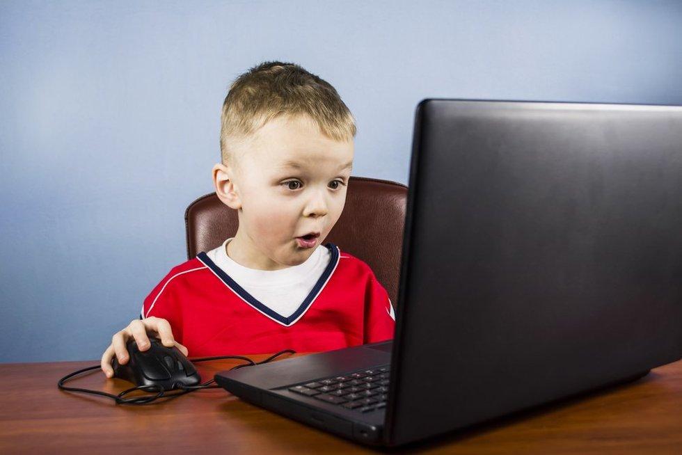 Socialiniai tinklai ir vaikai