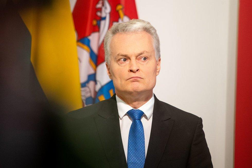 Gitanas Nausėda (nuotr.Fotodiena/Justinas Auškelis )
