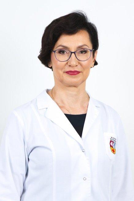 Akušerijos ir ginekologijos klinikos vadovė Rūta Nadišauskienė