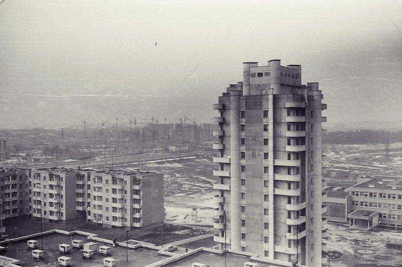 Šeškinė 1986 m.