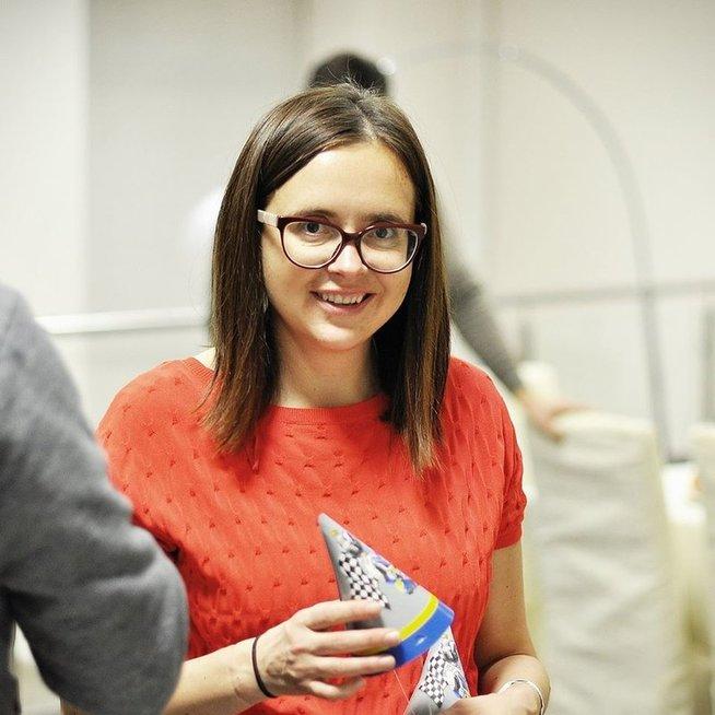 Jurgita Ribinskaitė-Glatzer (nuotr. Organizatorių)