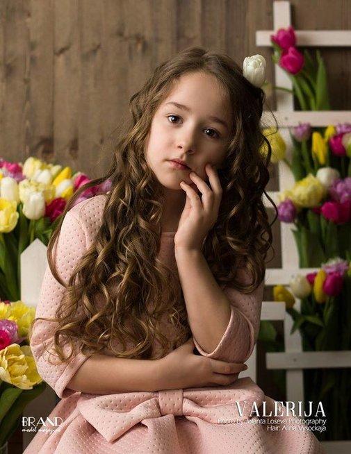 """""""Tulpių mergaitė"""""""