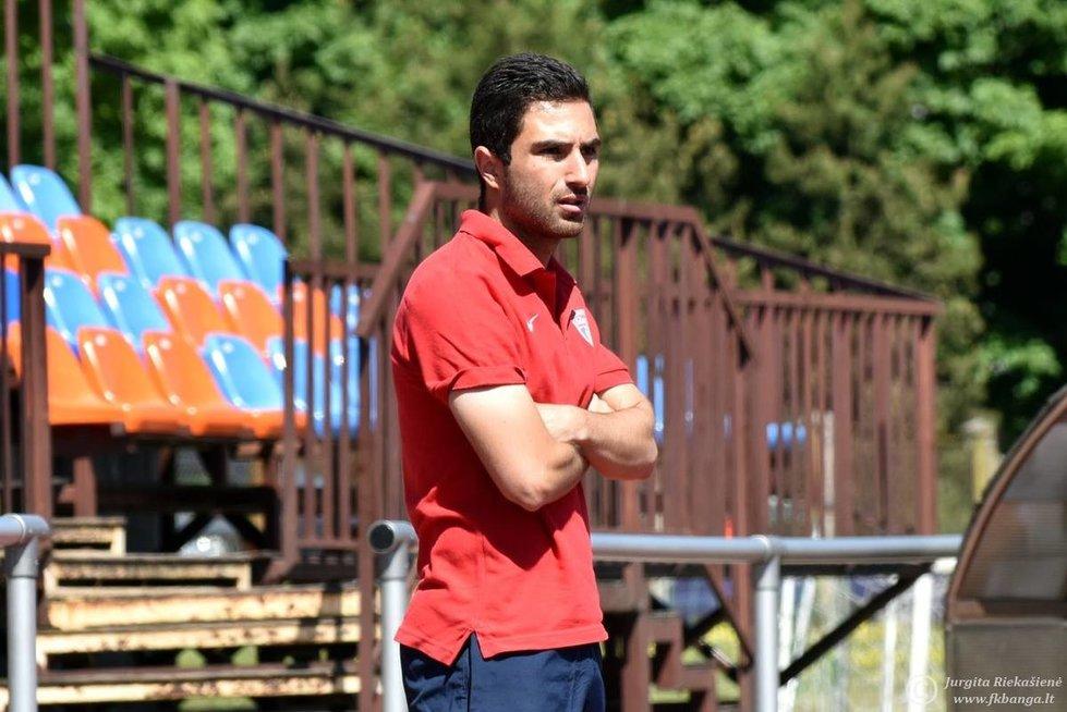 Davidas Marquesas Afonso (nuotr. facebook.com)