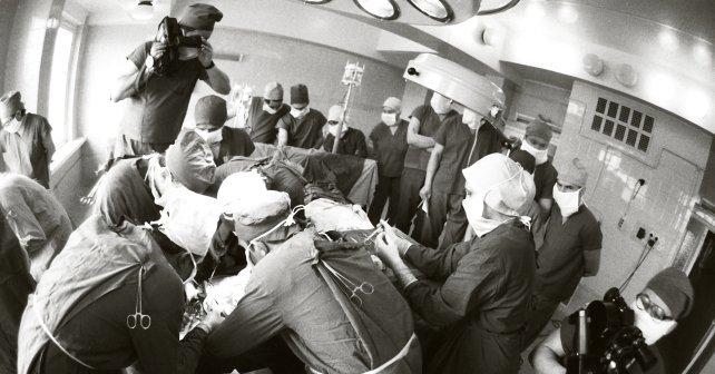 Širdies operacija sovietmečiu (nuotr. P. Katausko)