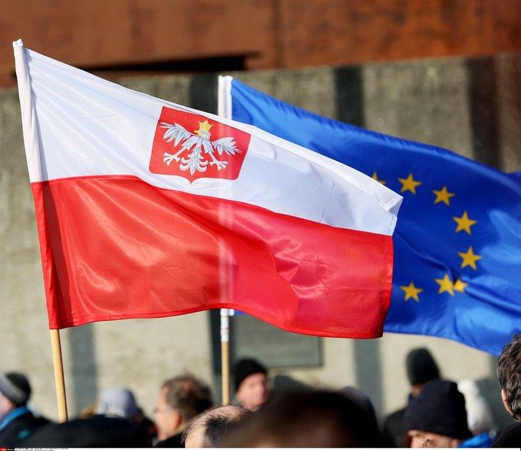 Lenkija ir ES (nuotr. SCANPIX)