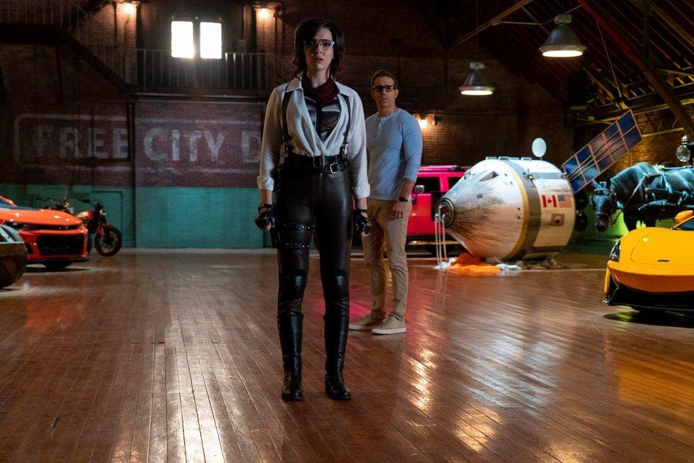 """""""Deadpool"""" oficialiai prisijungė prie """"Marvel"""" kino visatos labiausiai jam tinkančiu būdu"""