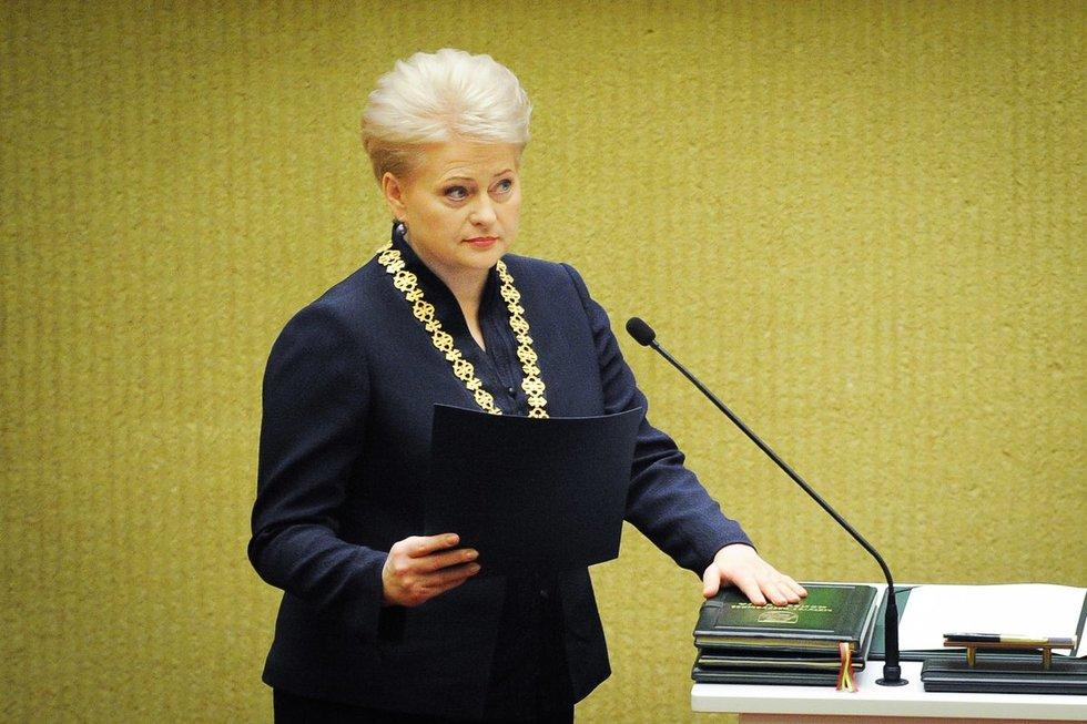 2014 m. Dalios Grybauskaitės inauguracija (Fotobankas)