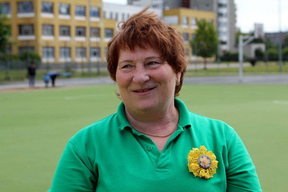 Zita Kuncienė (nuotr. JP)