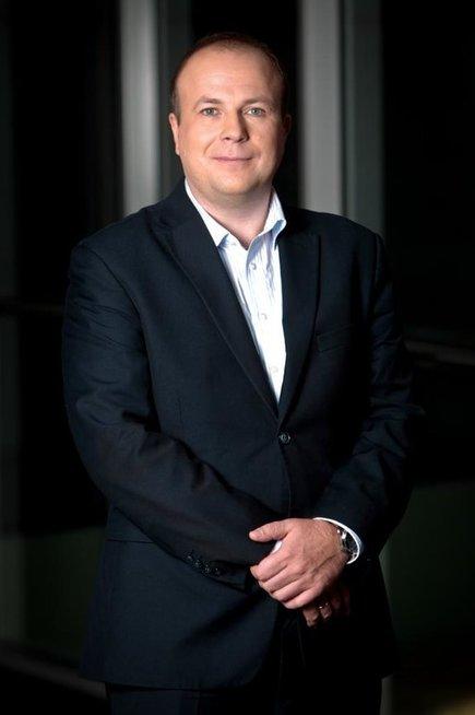 Marius Gelžinis (nuotr. bendrovės)