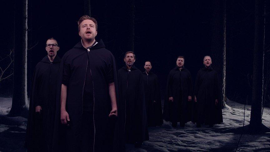 L. Adomaitis pristato partizano dienoraščio įkvėptą himną laisvei ir vaizdo klipą (nuotr. Arvydas Strimaitis)