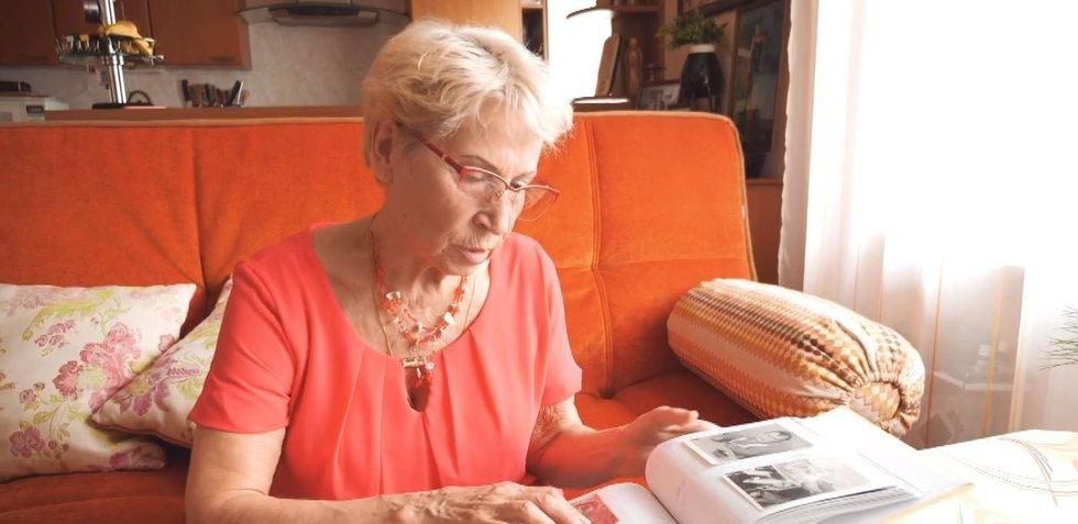 Irenos Starošaitės mama Tamara