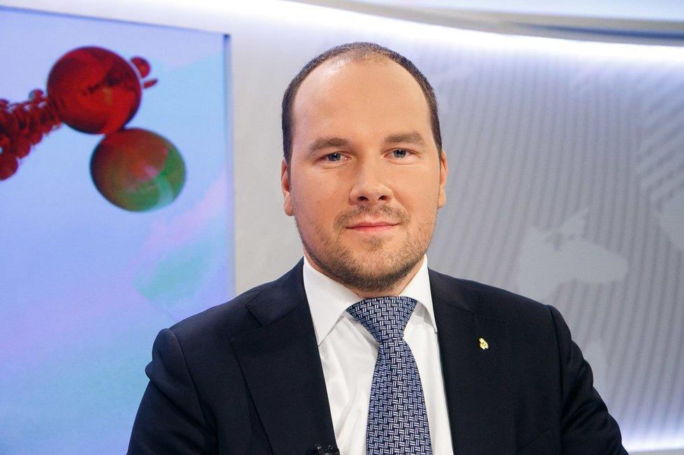 Žygimantas Mauricas (nuotr. Tv3.lt/Ruslano Kondratjevo)